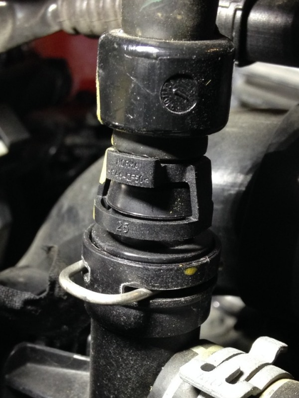 2011 Cruze Coolant Leak Autos Post