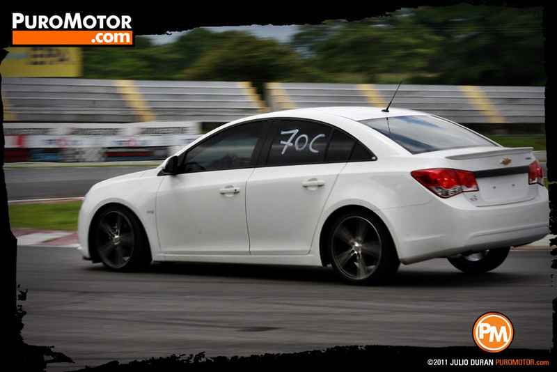 Cruze With Modifications