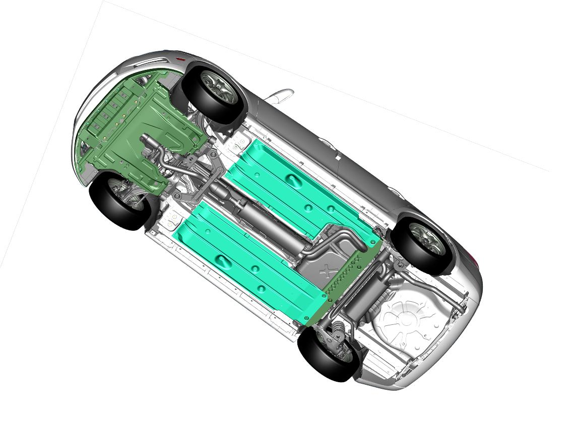Chevy Cruze Underbody Panels Diagram Chevy Engine Image For - Auto ...