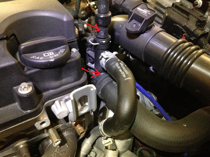 How To Change The Water Pump On 1 4 Turbo Cruze Page 3