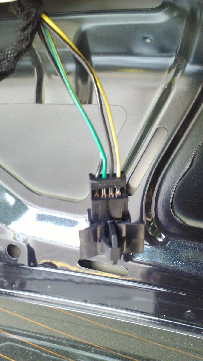 Want An Interior Trunk Release Heres Some Basic Info Bmw Wiring Harness Wp 001567