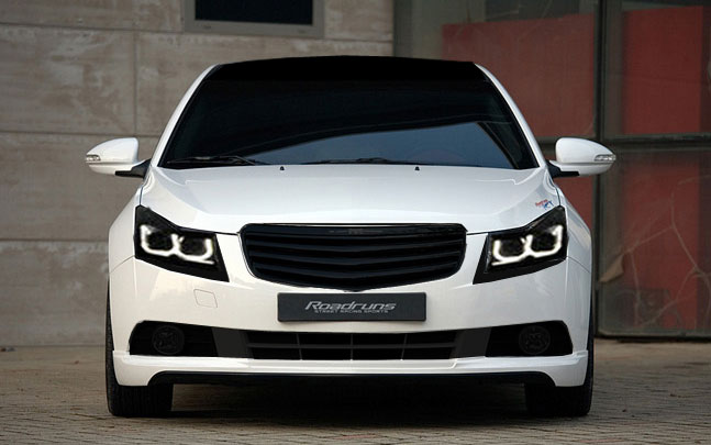 Chevrolet Cruze Tuning >> Chevrolet cruze - Mercedes style tuning