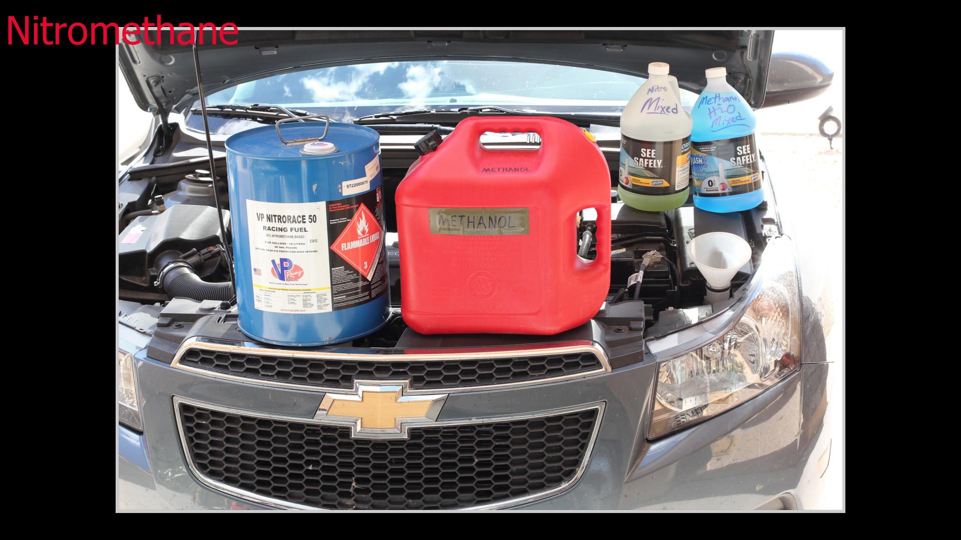 Nitromethane 2   Chevrolet Cruze Forums