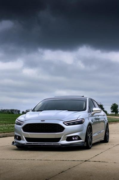 Showcase cover image for anthonysmith93's 2014 Ford Fusion