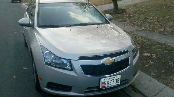 Showcase cover image for Drewsiph87's 2011 Chevrolet Cruze 1LT