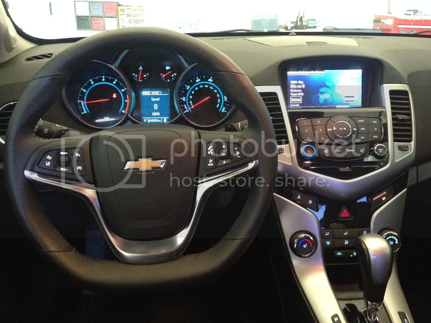 Install Working paddle shifters (How-to)   Chevrolet Cruze