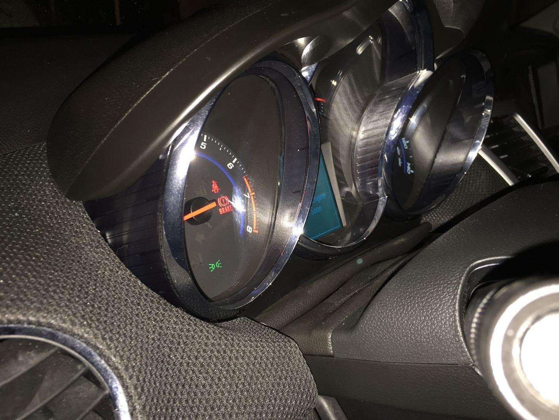 Instrument clusters? | Chevrolet Cruze Forums