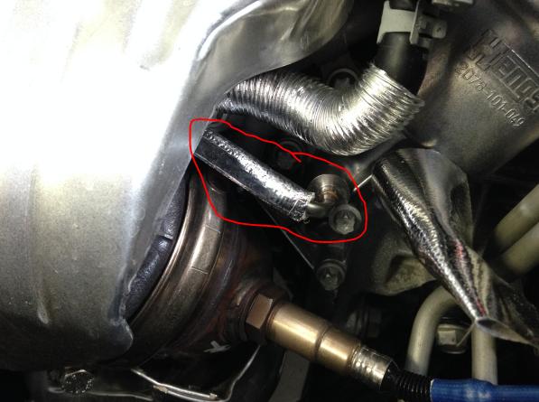 Oil cooler leak | Chevrolet Cruze Forums