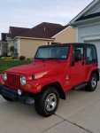 Camcruse's 2003 Jeep TJ