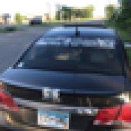 Fit: Chevrolet 2010-2015 Cruze Onzigoo Glass Wing Rear Roof LED Spoiler Black
