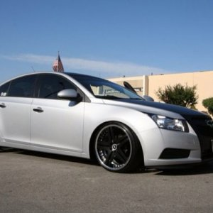 Chevy Cruze DUB edition by DUB magazine
