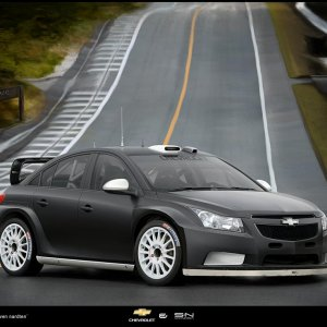 Chevy Cruze by Svennardten Design